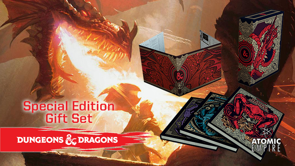 Dungeons and Dragons Special Edition